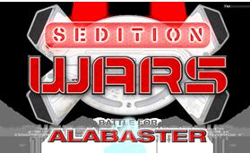 Sedition Wars logo