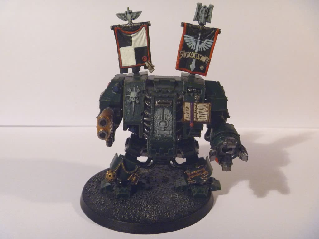 Painted Dreadnought