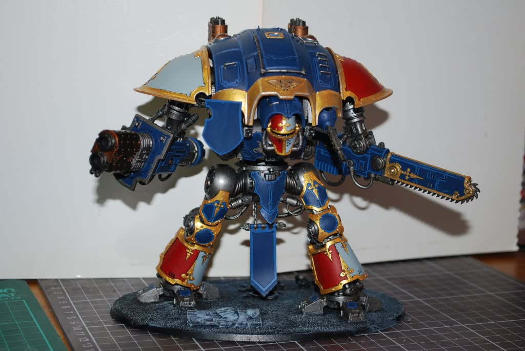 Imperial Knight almost finished