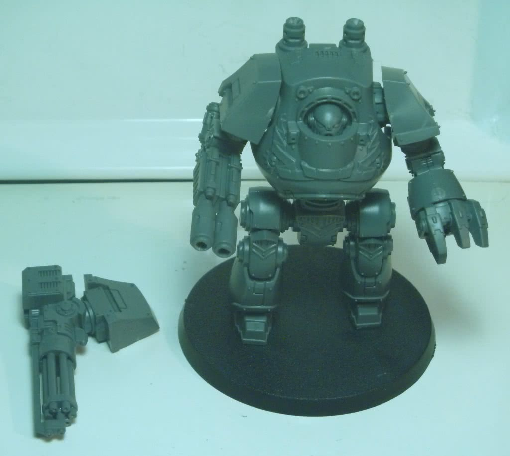Magnetized Contemptor Dreadnought photo