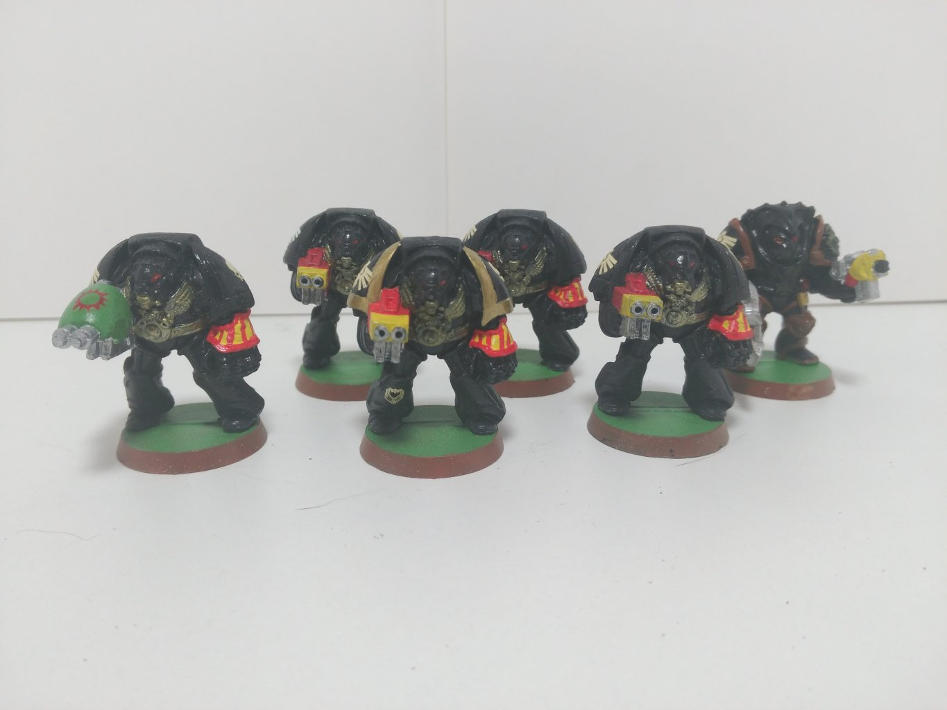 Dark Angels Terminators #1