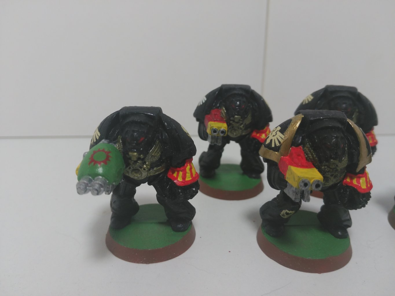 Dark Angels Terminators #2