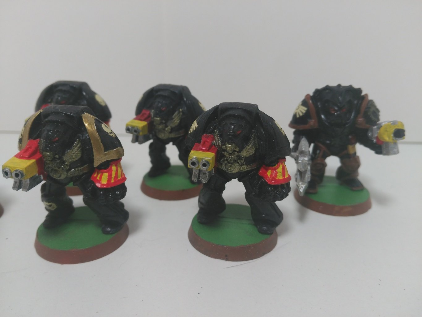 Dark Angels Terminators #3