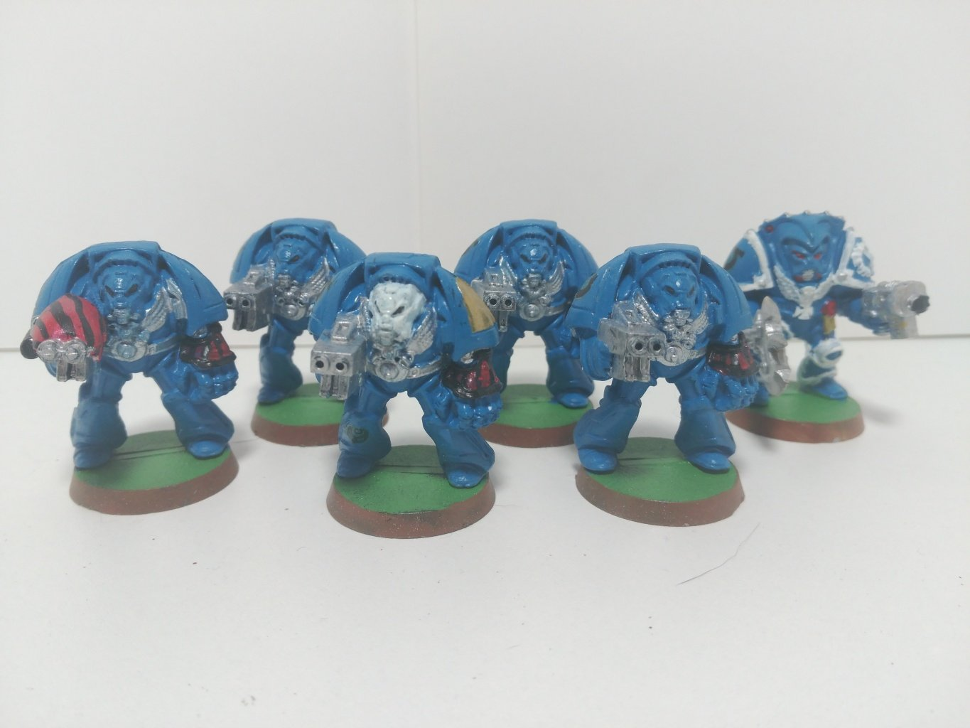 Ultramarines Terminators #1